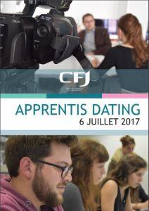 Brochure de l'apprentis-dating 2017