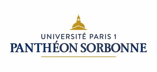 Logo Université Paris 1- Panthéon Sorbonne