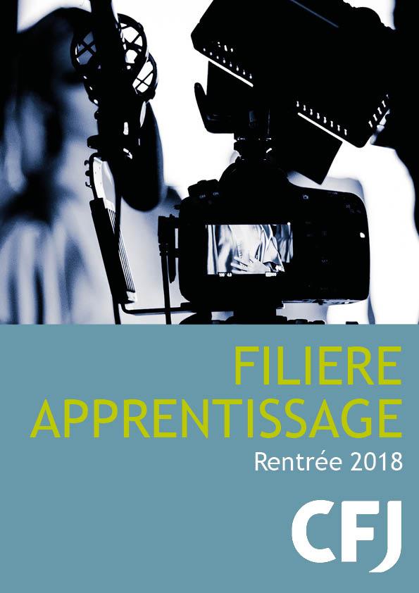 FILIERE APPRENTISSAGE CFJ - Rentrée 2018