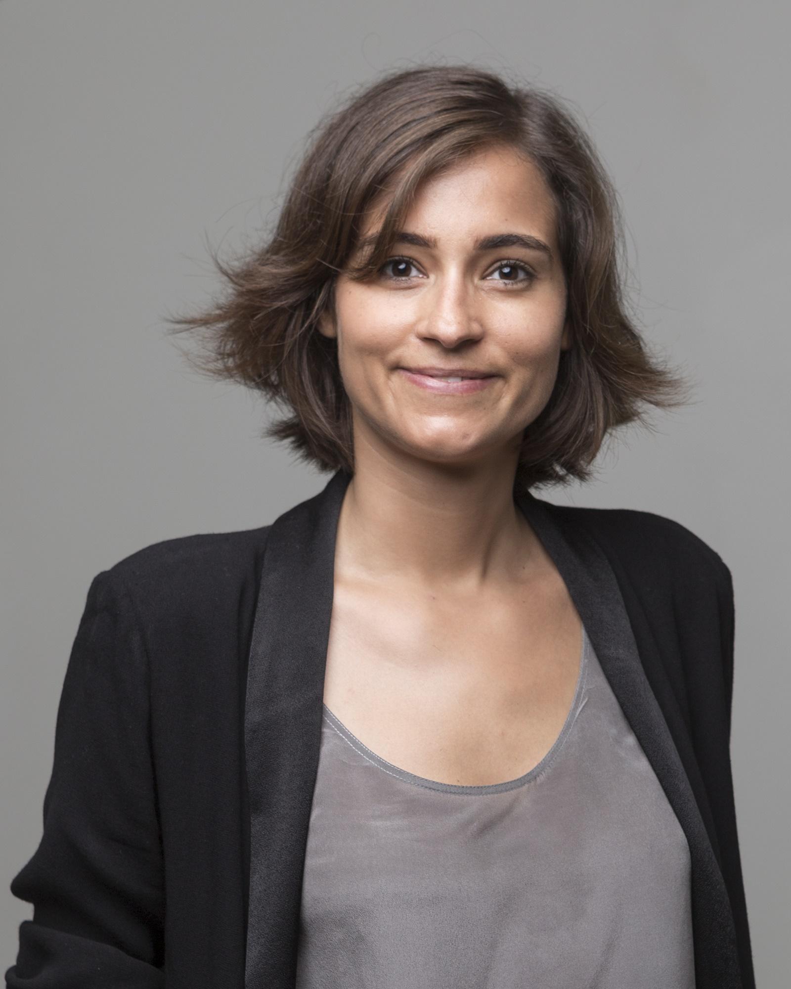 Delphine Veaudor
